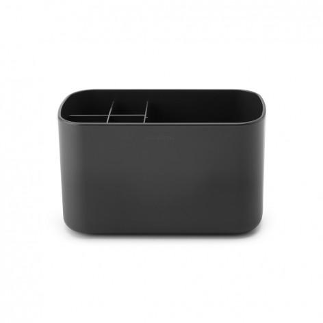 Купить «Органайзер для ванной комнаты EasyStore (белый/серый ... | 472x472
